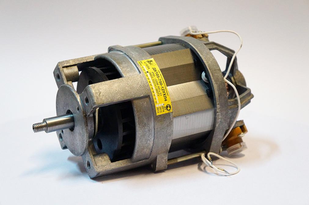 Зернодробилка из электродвигателя